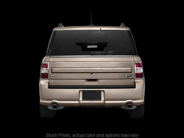 New 2019  Ford Flex 4d SUV FWD SEL at Sharpnack Auto Credit near Willard, OH
