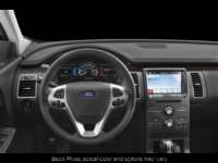 Used 2018  Ford Flex 4d SUV AWD SEL at Mike Burkart Ford near Plymouth, WI