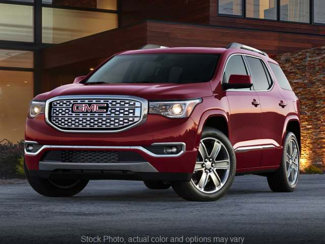 Used 2017 GMC Acadia 4d SUV FWD Denali at Texas Certified Motors near Midland, Texas
