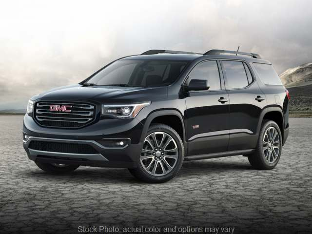 New 2019  GMC Acadia 4d SUV AWD SLT-2 at Charbonneau Car Center near Dickinson, ND