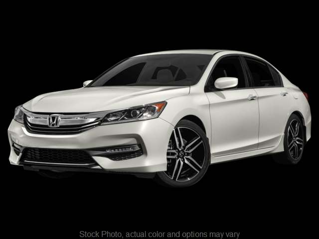Used 2017  Honda Accord Sedan 4d Sport CVT at The Gilstrap Family Dealerships near Easley, SC