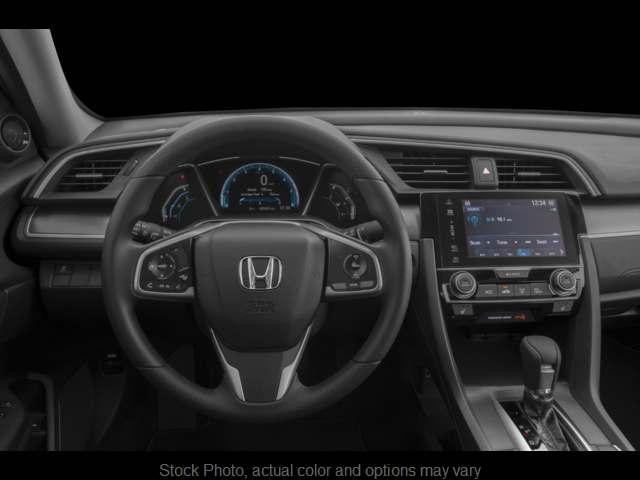 Used 2017  Honda Civic Sedan 4d EX-T CVT at Ubersox Used Car Superstore near Monroe, WI