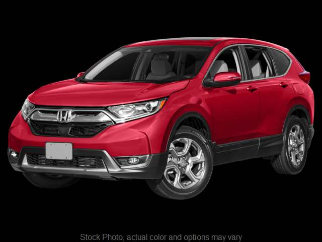 Used 2017  Honda CR-V 4d SUV AWD EX at Carmack Honda near Danville, IL
