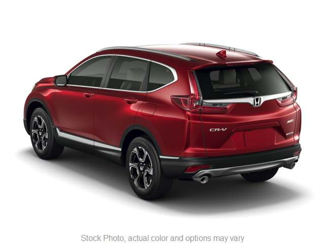 New 2019  Honda CR-V 4d SUV FWD EX at Carmack Car Capitol near Danville, IL