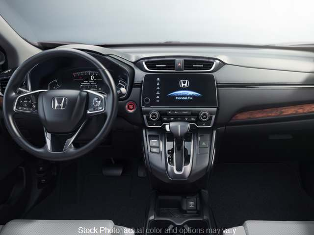 New 2019  Honda CR-V 4d SUV AWD EX at Carmack Car Capitol near Danville, IL