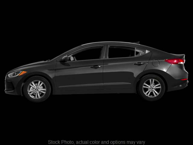 Used 2017  Hyundai Elantra 4d Sedan SE Auto at Butler Preowned Auto Sales near Butler, PA