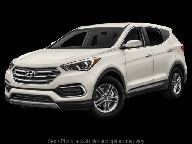 2017 Hyundai Santa Fe Sport 4d SUV AWD 2.4L Popular at Atlas Automotive near Mesa, AZ