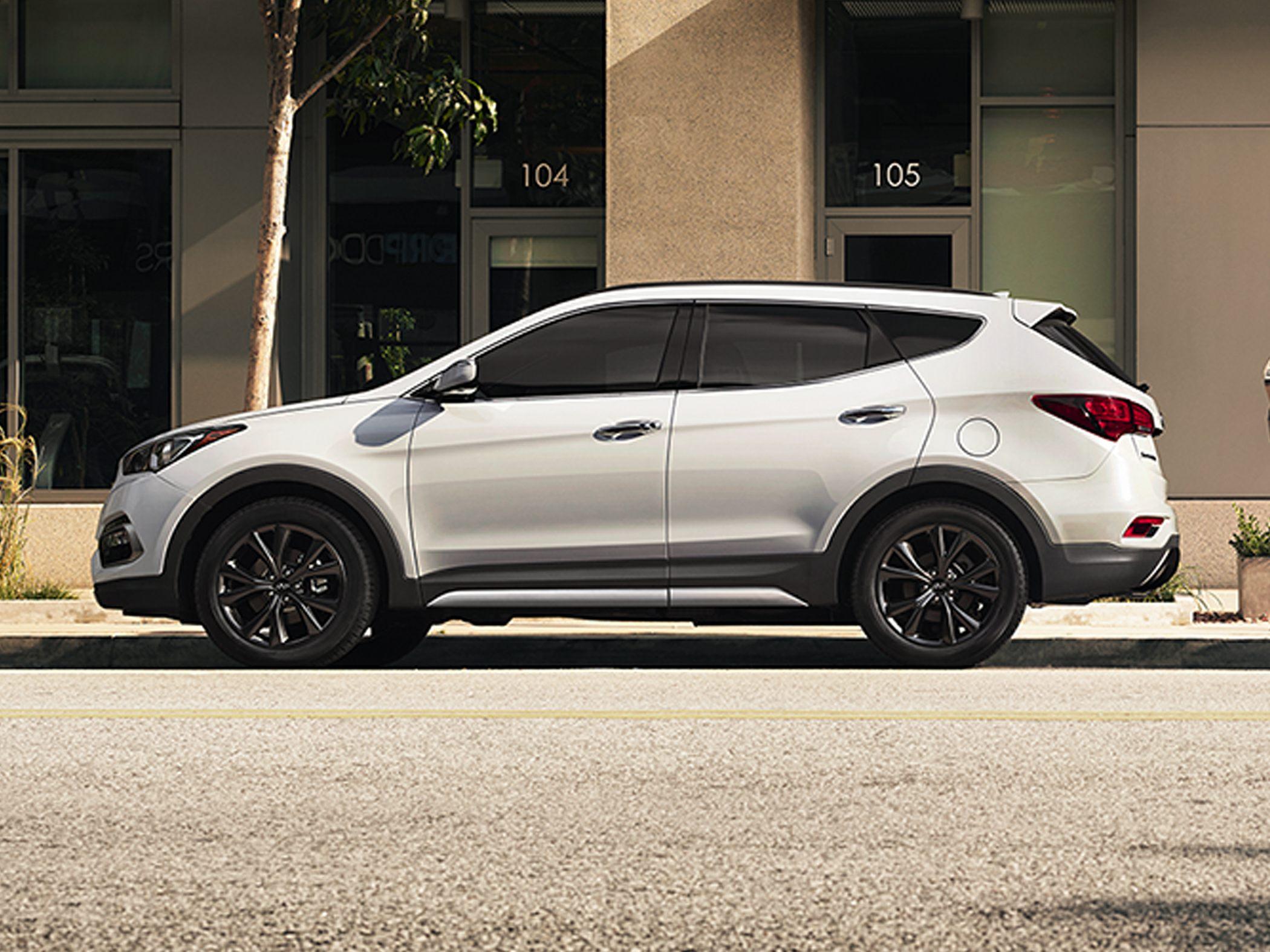 2018 Hyundai Santa Fe Sport 2 4 Base 4 Dr Sport Utility At