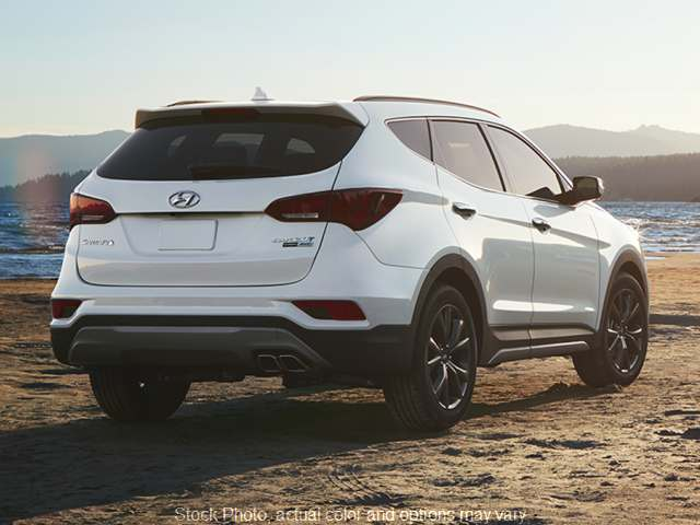 New 2018  Hyundai Santa Fe Sport 4d SUV FWD 2.0T Ultimate Tech at Bedford Auto Giant near Bedford, OH