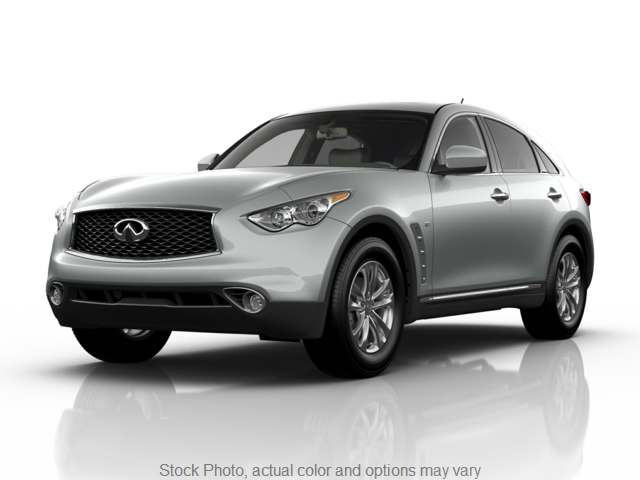 Used 2017  Infiniti QX70 4d SUV AWD at You Sell Auto near Lakewood, CO