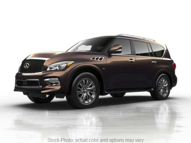 Used 2017  Infiniti QX80 4d SUV AWD at The Gilstrap Family Dealerships near Easley, SC