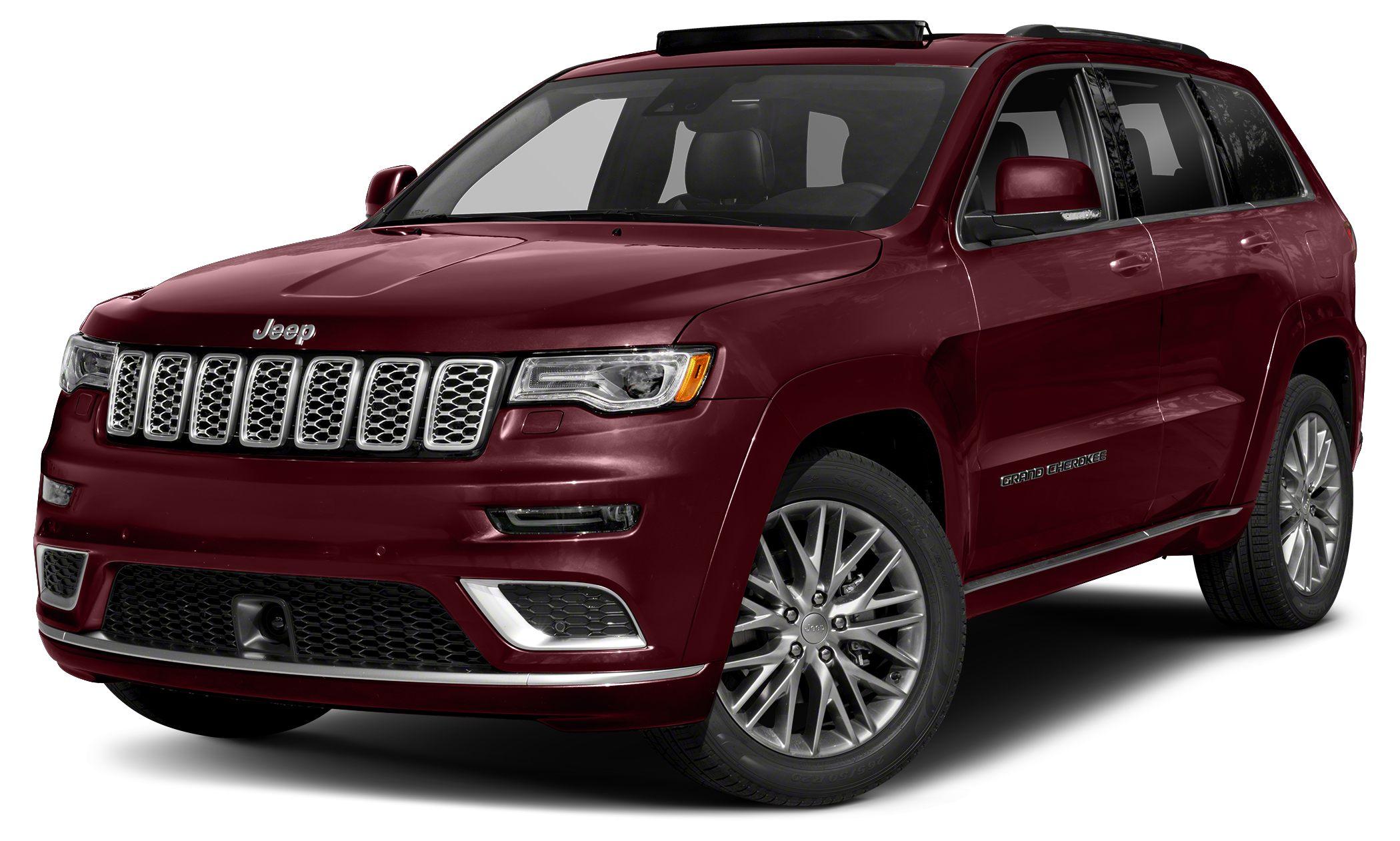 2019 Jeep® Grand Cherokee Summit®