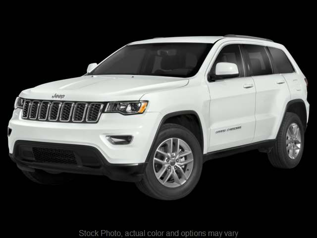 Used 2017  Jeep Grand Cherokee 4d SUV 4WD Laredo at Maxx Loans USA near Saline, MI