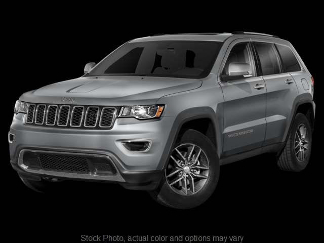Used 2017 Jeep Grand Cherokee 4d SUV 4WD Limited at Kama'aina Nissan near Hilo, HI