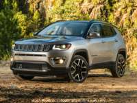 New 2017 Jeep All-New Compass 4d SUV 4WD Limited at Kama'aina Motors near Hilo, HI