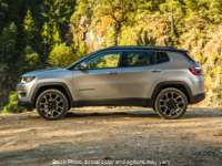 New 2017  Jeep All-New Compass 4d SUV 4WD Limited at Kama'aina Motors near Hilo, HI