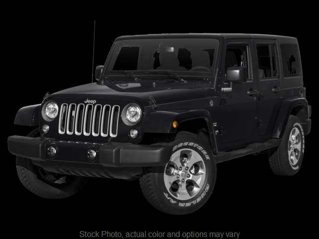 New 2018  Jeep Wrangler JK Unlimited 4d SUV 4WD Sahara at Edd Kirby's Adventure near Dalton, GA