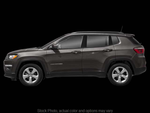 New 2018  Jeep Compass 4d SUV 4WD Latitude at Kama'aina Motors near Hilo, HI