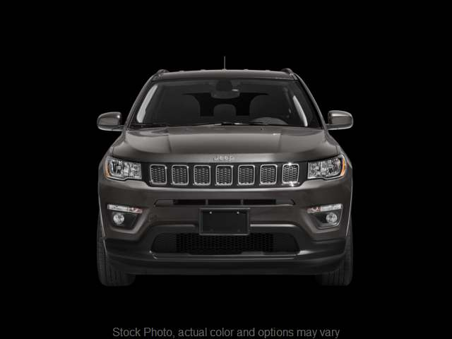 New 2017  Jeep All-New Compass 4d SUV 4WD Sport at Kama'aina Motors near Hilo, HI