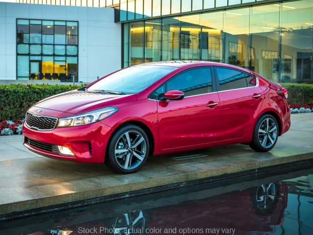 2018 Kia Forte 4d Sedan LX Auto at The Gilstrap Family Dealerships near Easley, SC
