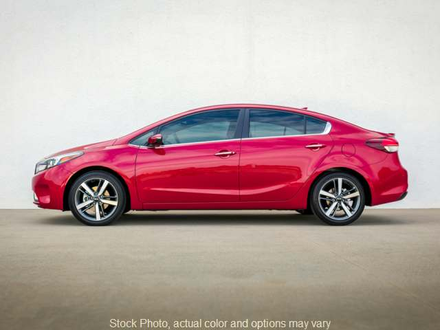 New 2018  Kia Forte 4d Sedan EX Premium Plus at Bedford Auto Giant near Bedford, OH