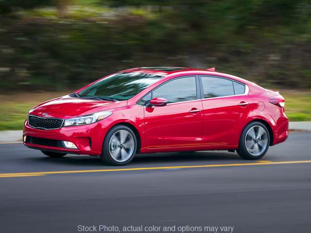 New 2018  Kia Forte 4d Sedan S Technology Plus at Bedford Auto Giant near Bedford, OH