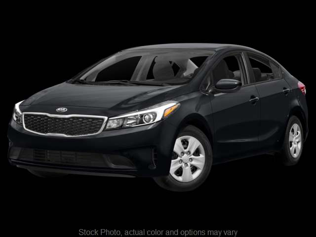 2017 Kia Forte 4d Sedan LX Popular at Bedford Auto Giant near Bedford, OH