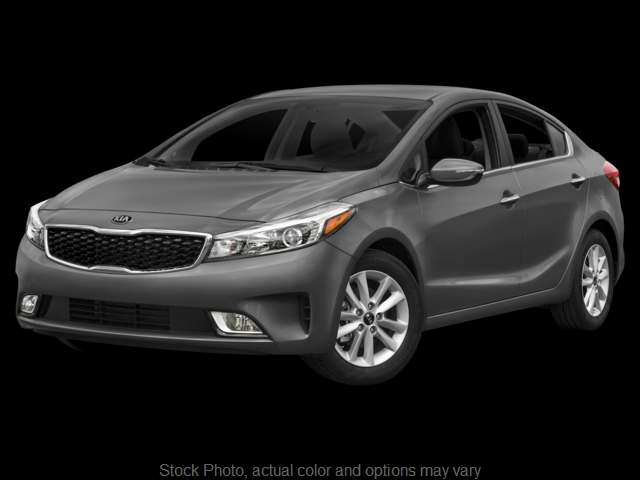 2017 Kia Forte 4d Sedan S at The Gilstrap Family Dealerships near Easley, SC
