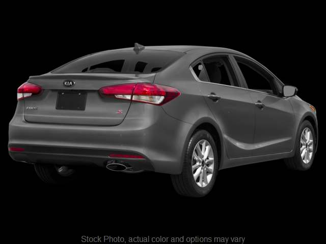 Used 2018  Kia Forte 4d Sedan S Technology Plus at Bedford Auto Giant near Bedford, OH