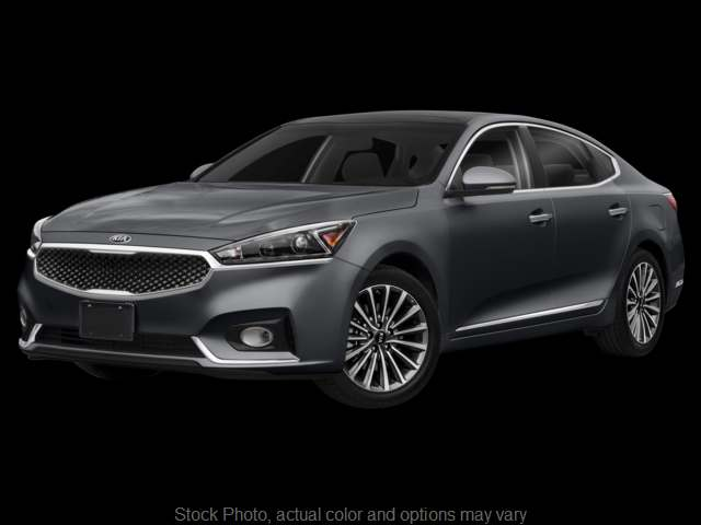 New 2018  Kia Cadenza 4d Sedan Premium Luxury at Bedford Auto Giant near Bedford, OH