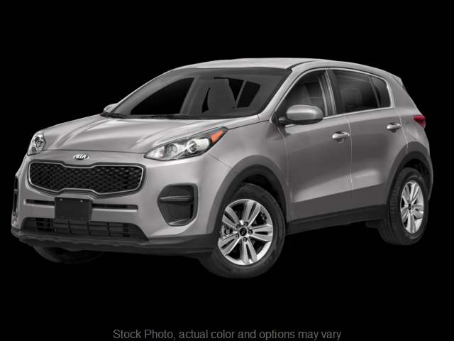 New 2019  Kia Sportage 4d SUV FWD LX at Bedford Auto Giant near Bedford, OH