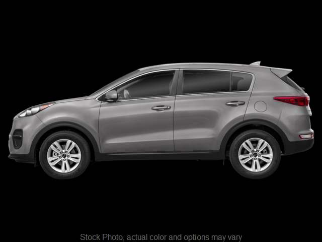 New 2017  Kia Sportage 4d SUV FWD LX at Bedford Auto Giant near Bedford, OH