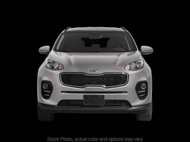 New 2018  Kia Sportage 4d SUV AWD EX w/Sport Appearance Pkg at Bedford Auto Giant near Bedford, OH
