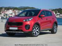 Used 2017  Kia Sportage 4d SUV AWD SX at Mike Burkart Ford near Plymouth, WI