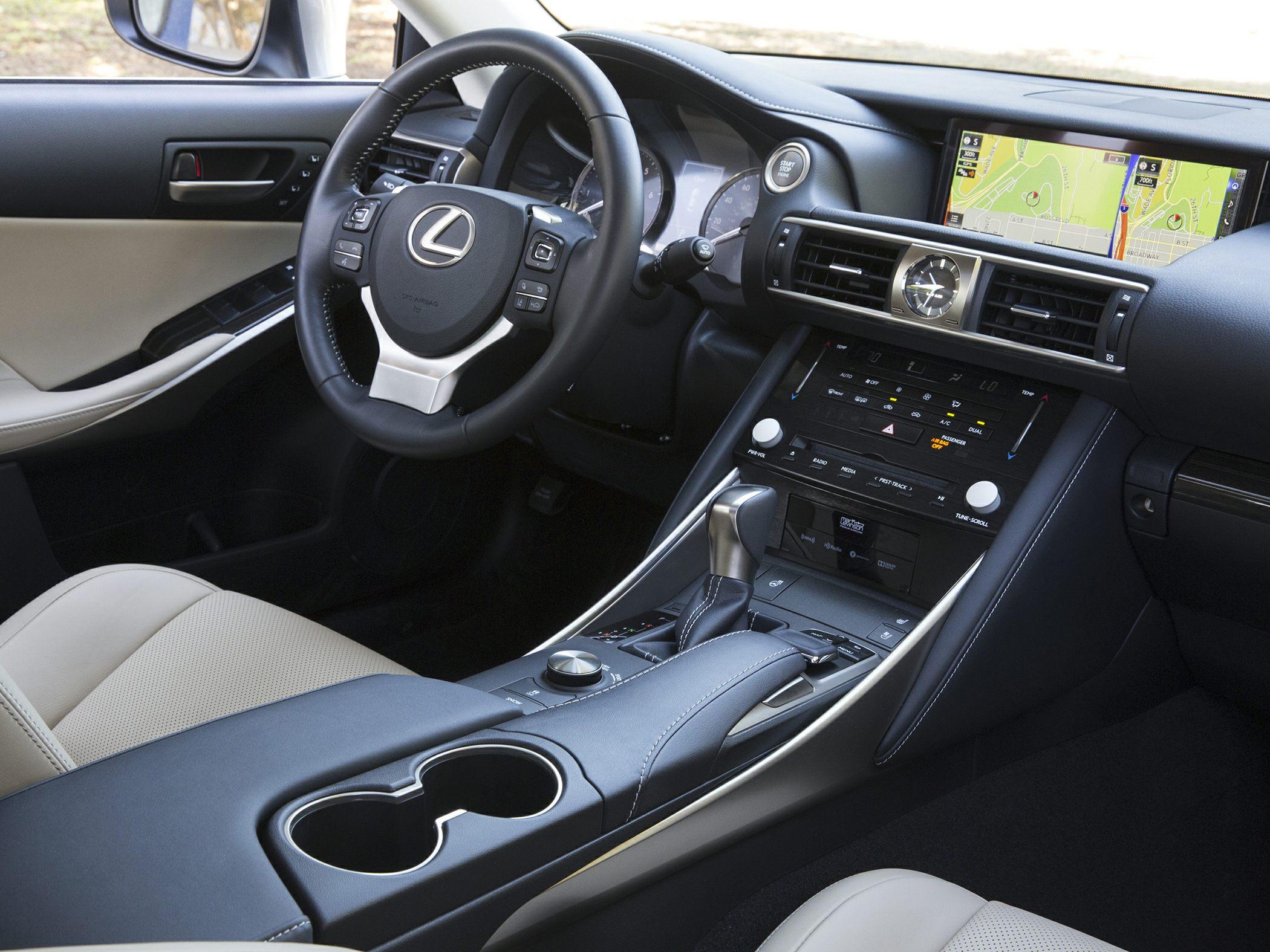 2017 Lexus IS 200t Base 4 Dr Sedan at Lexus of Lakeridge