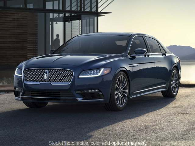 2019 Lincoln Continental 4d Sedan AWD Reserve at Graham Auto Group near Mansfield, OH