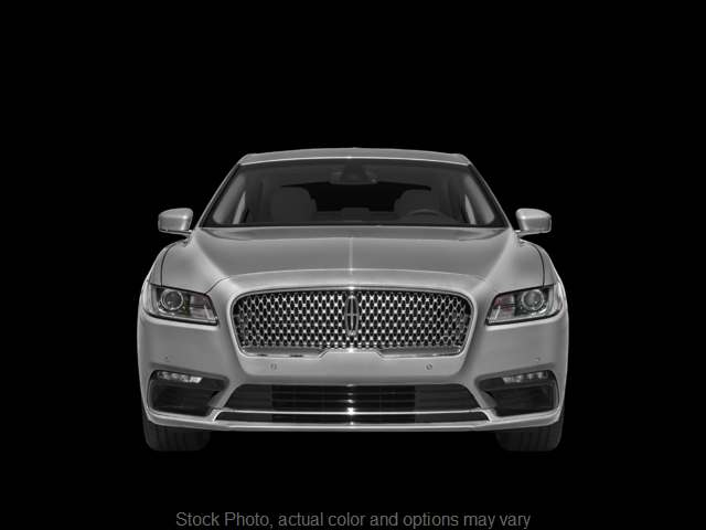 New 2019  Lincoln Continental 4d Sedan AWD Select at Graham Auto Group near Mansfield, OH