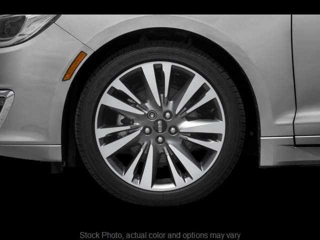Used 2017  Lincoln MKZ 4d Sedan AWD Reserve at Maxx Loans USA near Saline, MI
