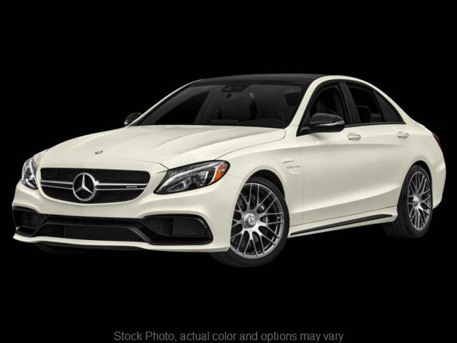 Used 2017 Mercedes-Benz C-Class 4d Sedan C63 AMG at You Sell Auto near Lakewood, Colorado