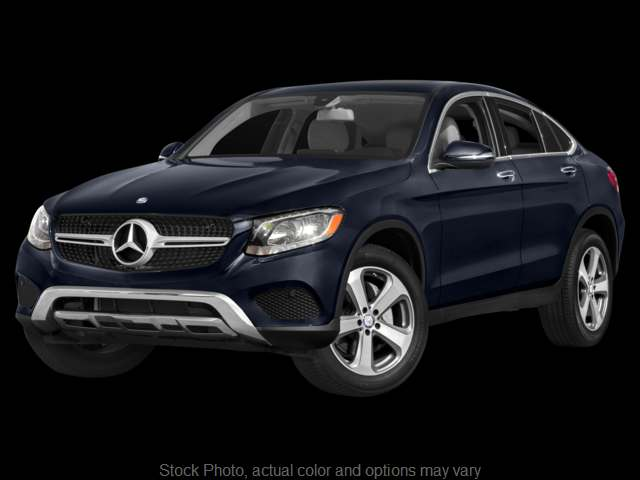 Used 2018  Mercedes-Benz GLC-Class 4d SUV Coupe GLC300 4matic at MLC Motor Cars near Commerce Charter Twp, MI