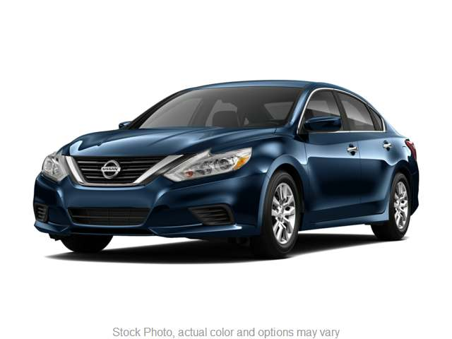 2017 Nissan Altima 4d Sedan 2.5L S at VA Trucks near Henrico, VA