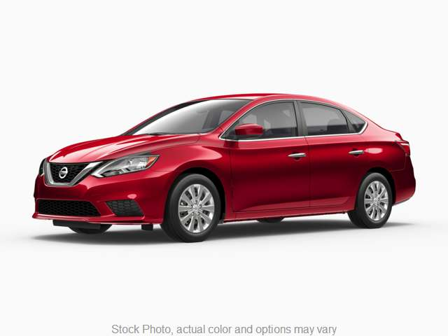 2017 Nissan Sentra 4d Sedan SV at VA Cars Inc. near Richmond, VA