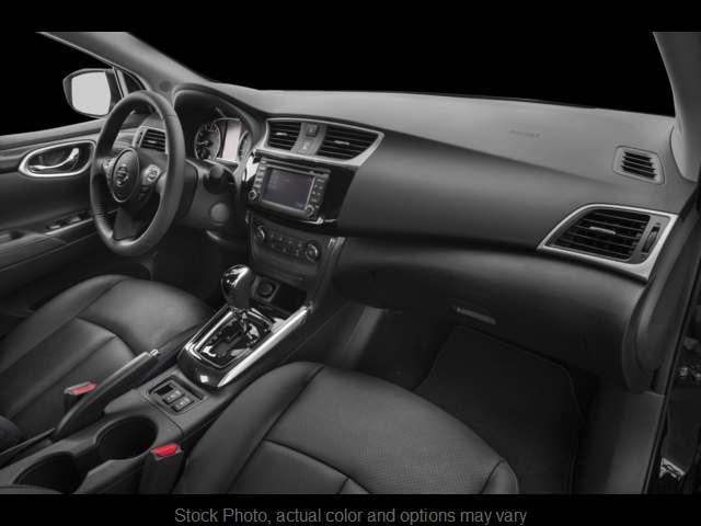 New 2018  Nissan Sentra 4d Sedan SR Turbo CVT at Kama'aina Nissan near Hilo, HI