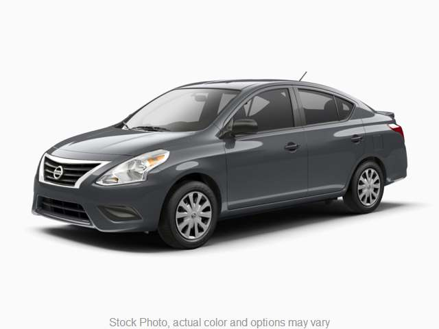 2017 Nissan Versa 4d Sedan S Plus at Nissan of Paris near Paris, TN