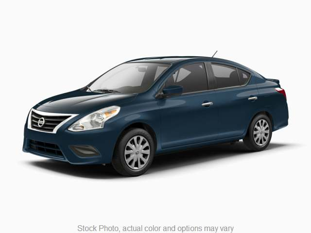 2017 Nissan Versa 4d Sedan SV at 224 Auto Sales near Lancaster, PA