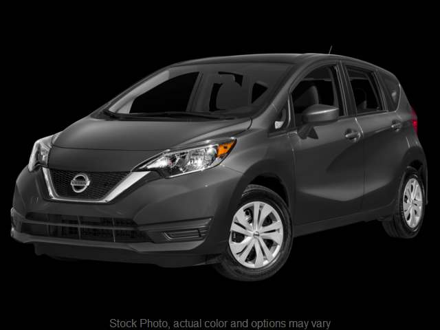 New 2018  Nissan Versa Note 4d Hatchback SV at Kama'aina Nissan near Hilo, HI