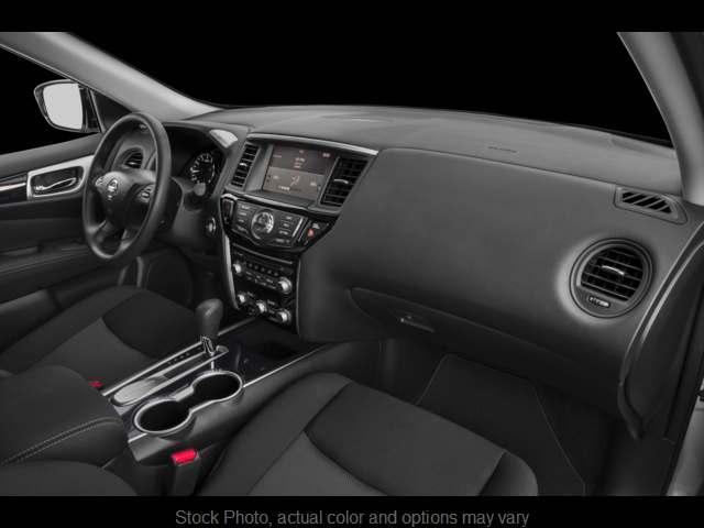 New 2018  Nissan Pathfinder 4d SUV 4WD S at Kama'aina Nissan near Hilo, HI