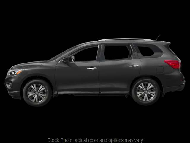 New 2019  Nissan Pathfinder 4d SUV FWD SV at Nissan of Paris near Paris, TN