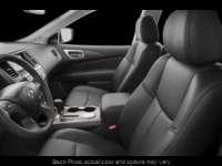 New 2018  Nissan Pathfinder 4d SUV 4WD Platinum at Kama'aina Nissan near Hilo, HI