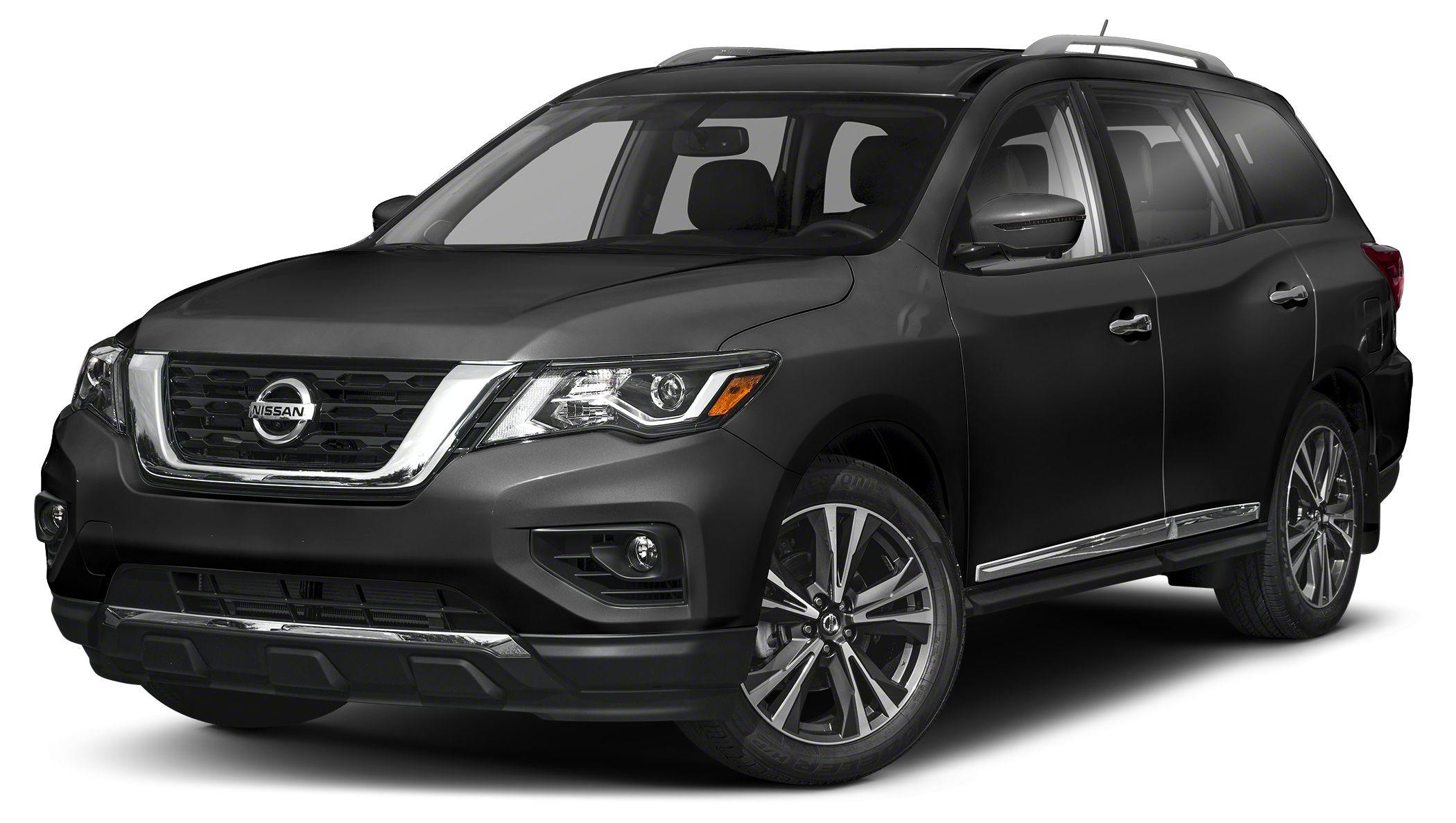 2019 Jeep® Pathfinder Platinum